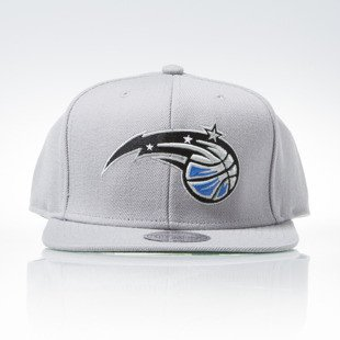 Mitchell & Ness cap snapback  Orlando Magic grey WOOL SOLID NL99Z