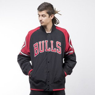 Mitchell & Ness jacket Chicago Bulls black NBA Nothing But Net Warm Up