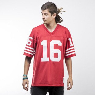 Mitchell & Ness jersey San Francisco 49ers red NFL REPLICA JERSEYS