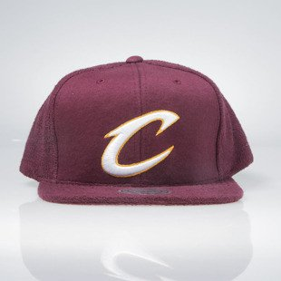 Mitchell & Ness snapback Cleveland Cavaliers VV32Z TONAL TEXTURE FRENCH TERRY