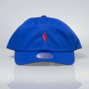 Mitchell & Ness snapback NBA royal / red INTL053 Little Dribbler Dad Hat
