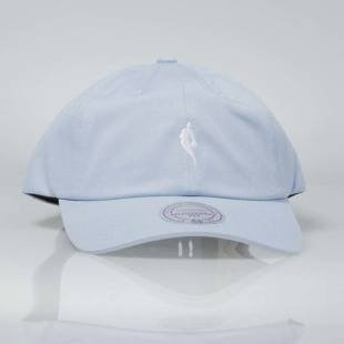 Mitchell & Ness snapback NBA sky / white INTL053 Little Dribbler Dad Hat