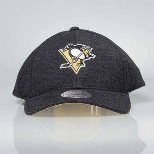 Mitchell & Ness snapback Pittsburgh Penguins black INTL046 Sweat