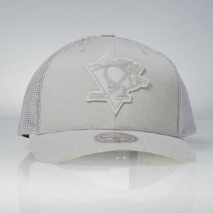Mitchell & Ness snapback Pittsburgh Penguins sand Washout 110 Flexfit