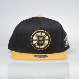 Mitchell & Ness snapback cap Boston Bruins black / yellow All Star Game 2Tone 464VZ