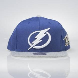 Mitchell & Ness snapback cap Tampa Bay Lightning navy / grey All Star Game 2Tone 464VZ