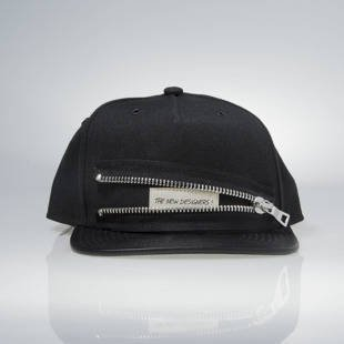Mitchell & Ness snapback cap The New Designers black TND004 WOOL / ACRYLIC CROWN & BUTTON