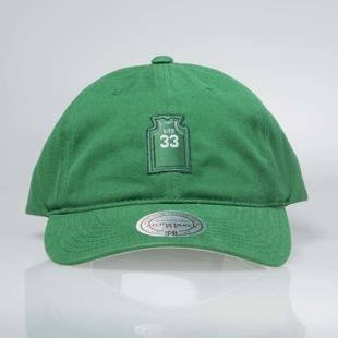 Mitchell & Ness strapback Boston Celtics - BIRD green QC26Z Small Jersey Dad