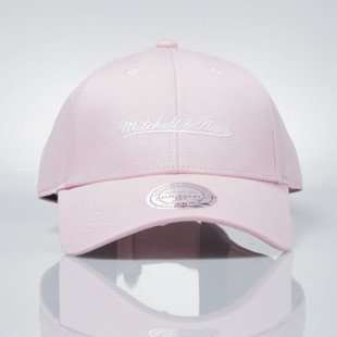 Mitchell & Ness strapback M&N Own Brand pink Team Logo Low Pro