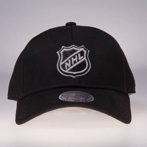 Mitchell & Ness strapback NHL Logo black Team Logo Low Pro