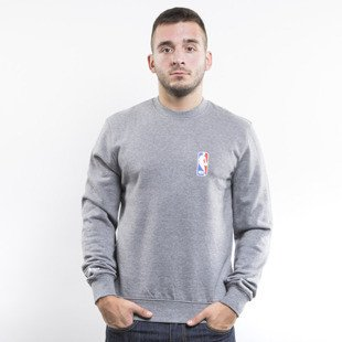 Mitchell & Ness sweatshirt crewneck NBA Logoman grey Team Logo