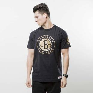 Mitchell & Ness t-shirt Brooklyn Nets black NBA WINNING PERCENTAGE