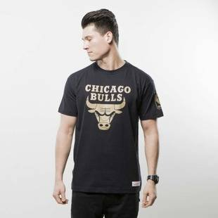 Mitchell & Ness t-shirt Chicago Bulls black NBA WINNING PERCENTAGE