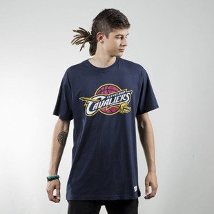 Mitchell & Ness t-shirt  Cleveland Cavaliers navy Team Logo Traditional