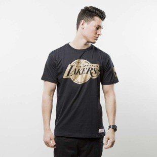 Mitchell & Ness t-shirt Los Angeles Lakers black NBA WINNING PERCENTAGE