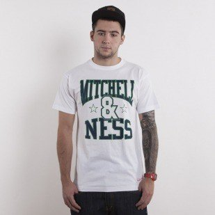 Mitchell & Ness t-shirt Mitchell&Ness white Title Holder
