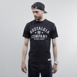 Mitchell & Ness t-shirt Nostalgia black