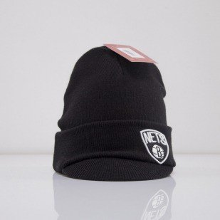 Mitchell & Ness visor beanie Brooklyn Nets black Cuffed Visor KN36Z
