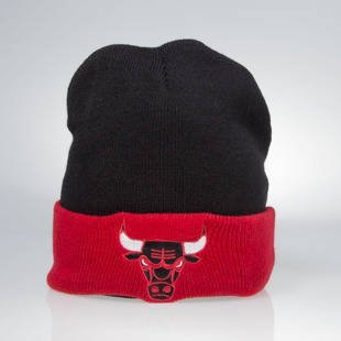 Mitchell & Ness winter beanie Chicago Bulls black SN005  2 Tone