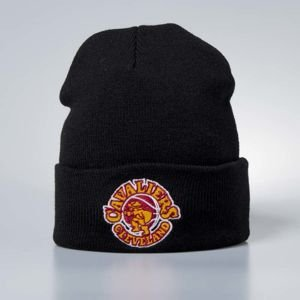 Mitchell & Ness winter beanie Cleveland Cavaliers black Team Logo Cuff