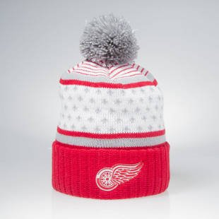 Mitchell & Ness winter beanie Detroit Red Wings red / grey KW02Z The Highlands