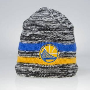 Mitchell & Ness winter beanie Golden State Warriors grey KW14Z Static Team Stripe