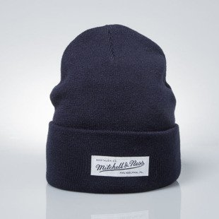Mitchell & Ness winter beanie M&N navy Nostalgia Cuff Knit
