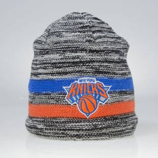 Mitchell & Ness winter beanie New York Knicks grey KW14Z Static Team Stripe