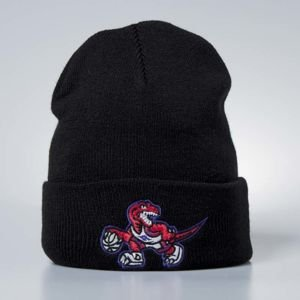 Mitchell & Ness winter beanie Toronto Raptors black Team Logo Cuff