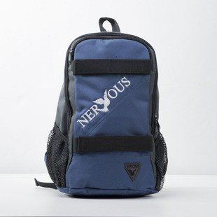 Nervous backpack Classic navy / grey