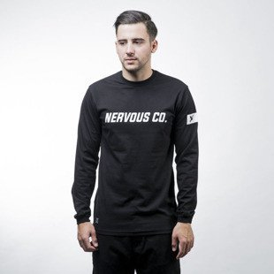 Nervous longsleeve CO black
