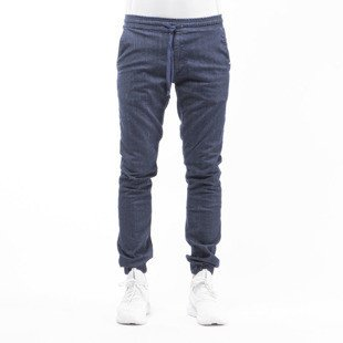 Nervous pants Fa16 Jogger Denim indygo