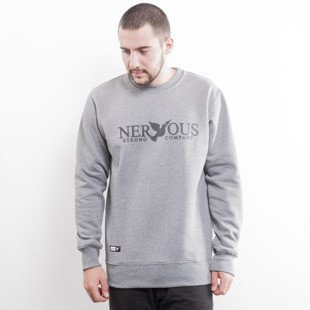 Nervous sweatshirt crewneck Classic grey