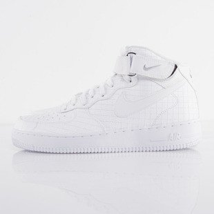 Nike Air Force 1 '07LV8 white / white (804609-100)