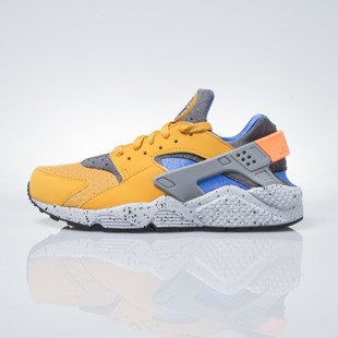 Nike Air Huarache Run SE gold lf / hyper cobalth-hyper cobalth-anthare (852628-700)