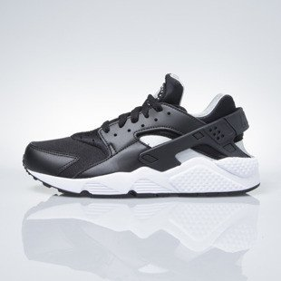 Nike Air Huarache black / flt silver-white (318429-029)