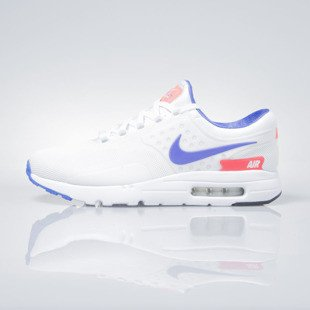 Nike Air Max Zero Qs white / ultramarine-solar red 789695-105