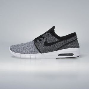 Nike SB Stefan Janoski Max white / black - dark grey 631303-102