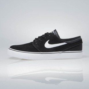 Nike SB Stefan Janoski black / white-gum med brown 525104-021