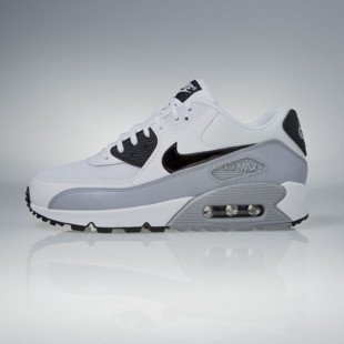 Nike WMNS Air Max 90 Essential white / black-wolf grey (616730-111)