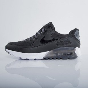 Nike WMNS Air Max 90 Ultra Essential black / dark grey - pure platinum (724981-007)