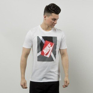 Nike t-shirt NSW Shoebox Photo Tee white 850671-100