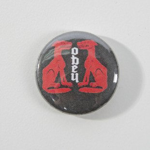 Obey Bail Bonds Pin