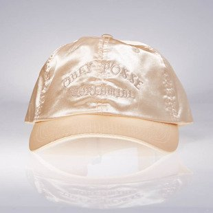 Obey Midtown Cap summer peach