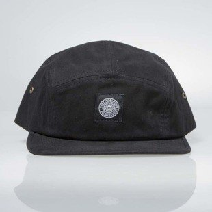 Obey Tomas 5 Panel Cap black