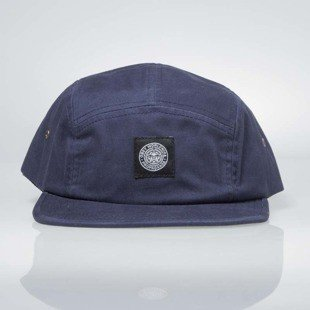 Obey Tomas 5 Panel Cap navy