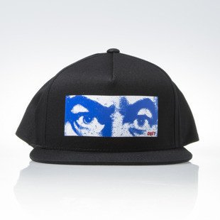 Obey Watcher Snapback black