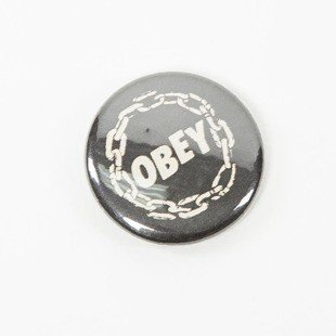 Obey pin Jumblin Chain