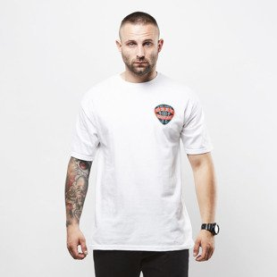 Obey t-shirt Obey Dissent Dept. white