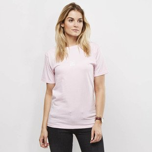 Obey t-shirt WMNS Obey Half Face pink